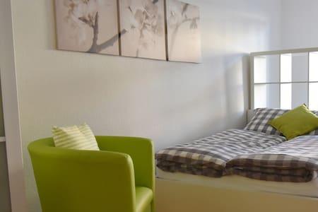 Sonnige, gemütliche Wohnung in Leipzig-Lindenau - Leipzig - Apartmen