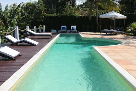 Chalé for 5 people with pool, Hotel Casa Mia