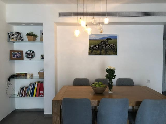 Modern and new apartment- perfect for families