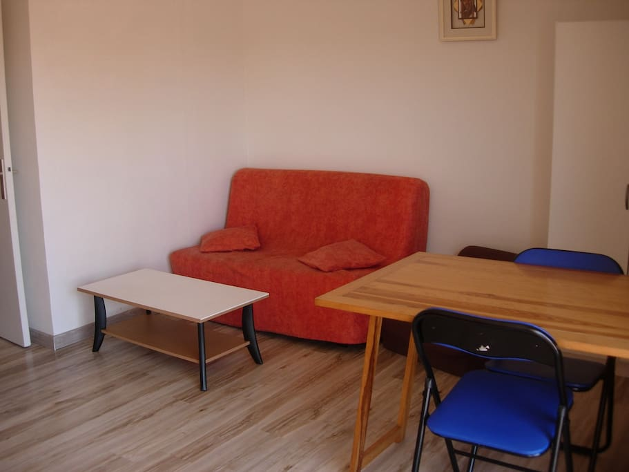 BZ COUCHAGE POUR 2 PERS.