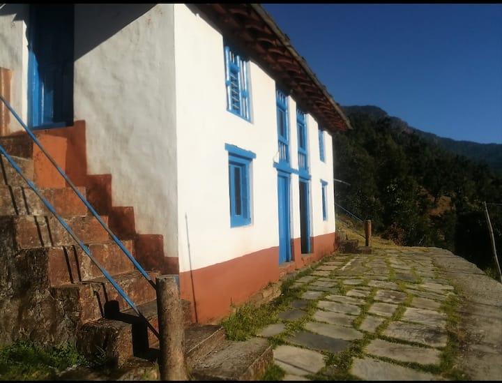 Rural Village Stay In Uttrakhand   Pindar Valley