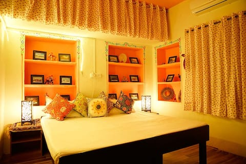 Entire Apartment⭐  near Fatehsagar Lake♥♥