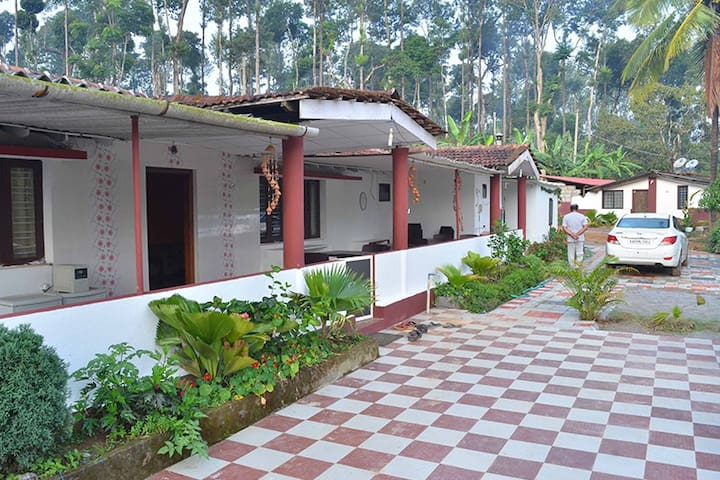 TT Camp Coorg (Email hidden by Airbnb)