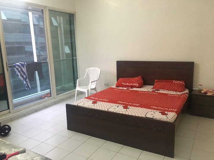 Private room near to al fahidi metro