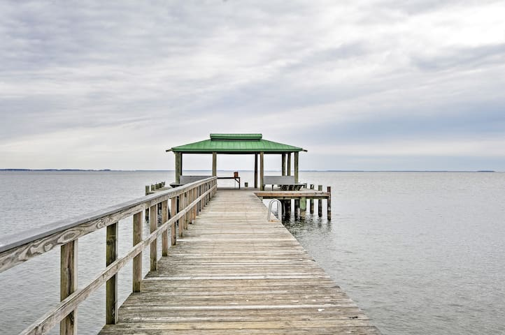 2BR Shady Side House on the Chesapeake Bay! - Shady Side - House