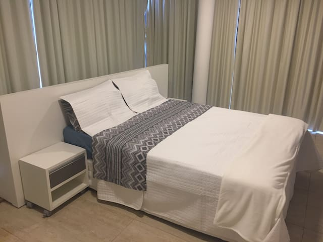 Camburi - Aconchego e Conforto a 300 mts da Praia