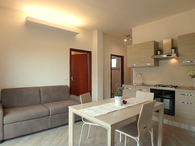 In centro, vicino al mare, bellissima casa V11 - Lido di Pomposa - Daire