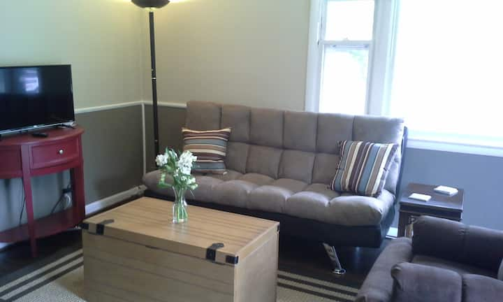 Extended Stay in Charming East Nashville
