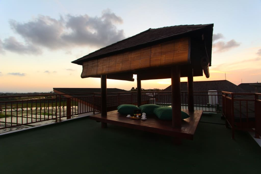 Rooftop Gazebo
