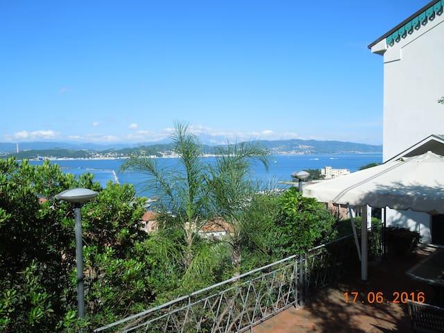 Casa Nori per visitare Portovenere e le 5 Terre - Fezzano - Holiday home