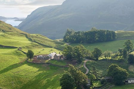 Hause Hall, Cruick Barn & The Stables - Martindale - House