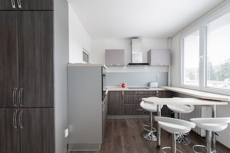 Castle view two-bedroom  flat - Český Krumlov - Wohnung