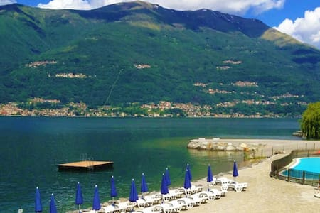 Terrace apartment on the lake 2 - Bellano