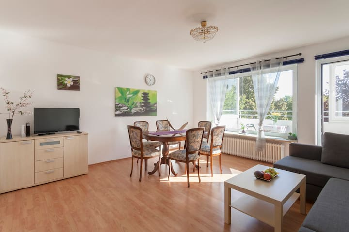 3 room apartment near Messe Hannover, TUI-Arena