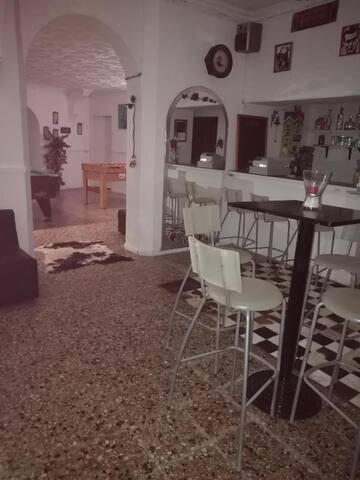 habitacion privada en residencia los conejos