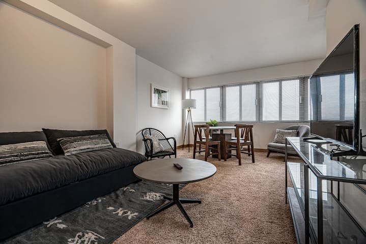 Viagem Central 1BR with View, 15min to Hershey