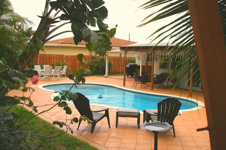 Great Vacation Stay - Pompano Beach - Casa