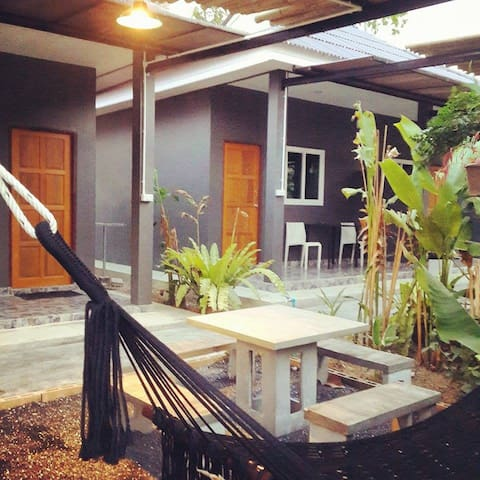 Blae Guesthouse (Family Room) - Ao Nang - Bungalow