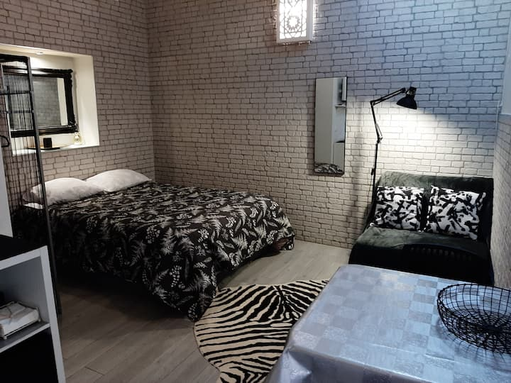 5*  Loft Loulé historic Center!