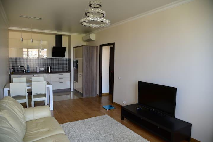 Апартаменты с двумя спальнями - Odintsovo - Appartement