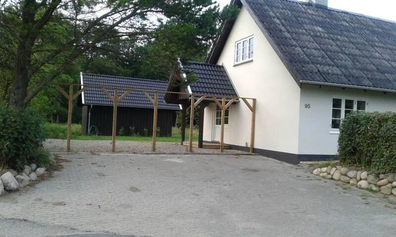 Hyggeligt hus tæt på Legoland