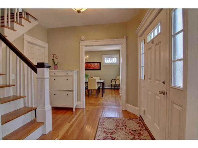Colonial in the heart of east side - Providence - House