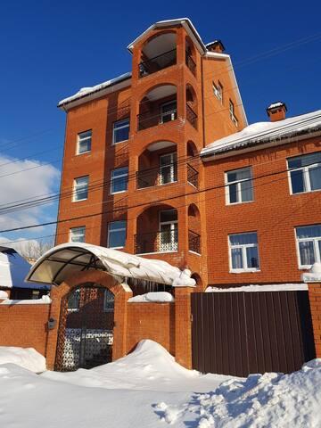 Загородный комплекс Сирень Project.
