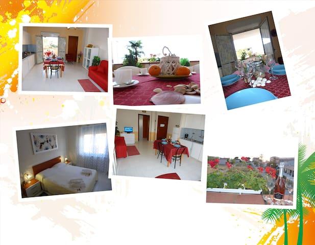 Residence Orchidea Blu - Capo Rizzuto - Huoneisto