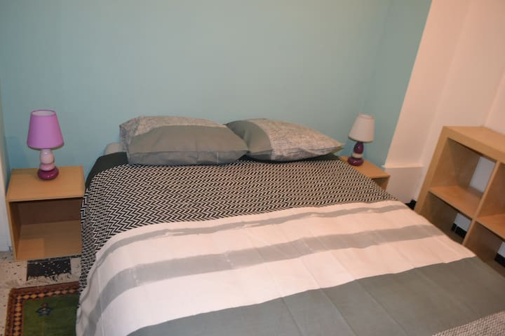 AU FIL DES SAISONS - Chambre 1 - Paillencourt - Haus