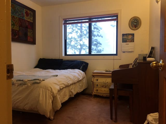 private mountain getaway-sleeps 2 - South Lake Tahoe - Ház