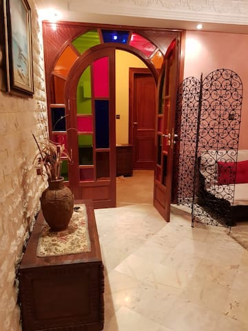 Big Well-Furnished Apartment in Agadir