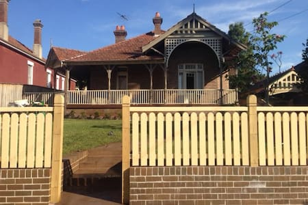 Large Federation Home with Verandah - Summer Hill