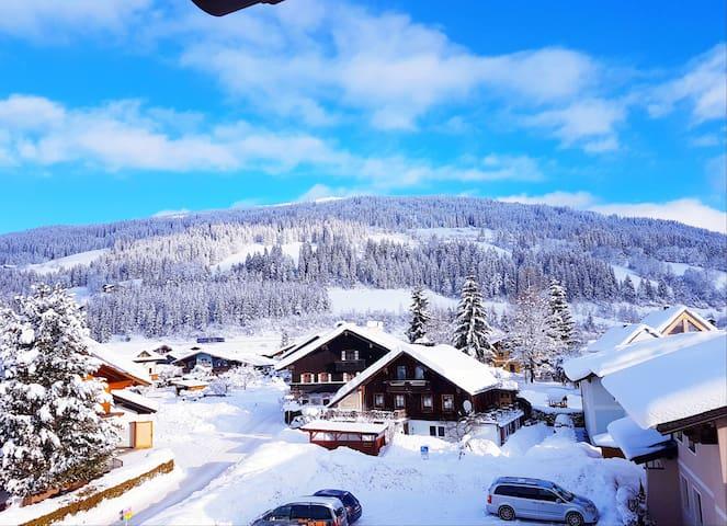 Appartements Diamant - Ski Amade