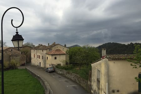 Visit the friends  in Cevennes - Lasalle - Huis