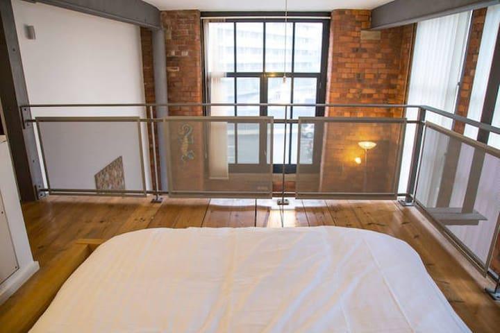 Central Loft Style Duplex Apartment - Manchester