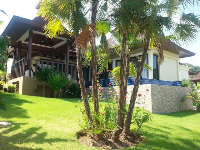 Quiet, relaxing lux  villa - Hua Hin - House