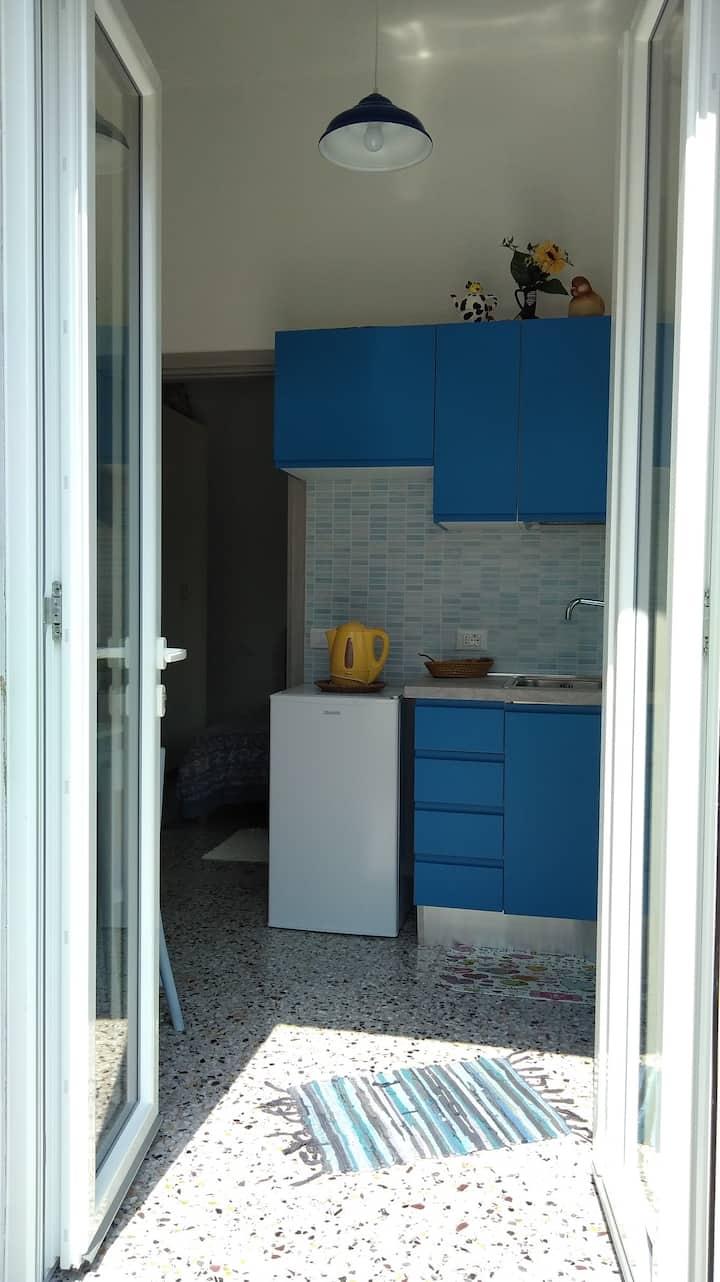 Casina Blu a marina di Pietrasanta tiny house