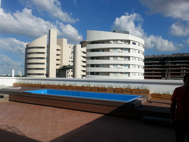 BRAND NEW STUDIO APARTMENT/SMART STUDIO NUEVECITO - Santa Cruz de la Sierra - Condominium