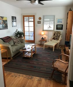 Simple and relaxing place in Sunnyside. - Denver - Casa