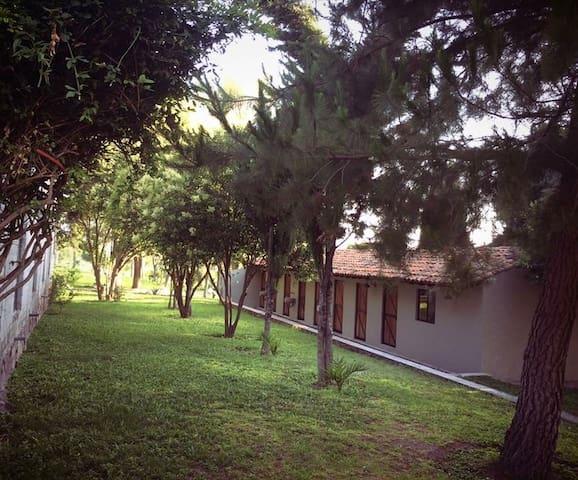 Habitaciones Tipo Cabaña. - San Miguel de Allende