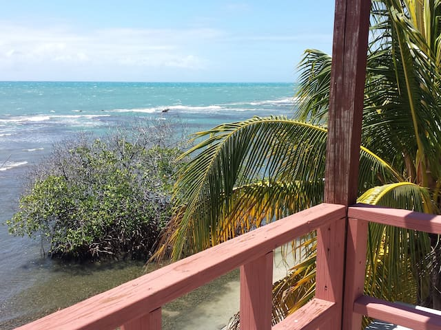 Waterfront , Paradise Beach House - Ponce - Dům