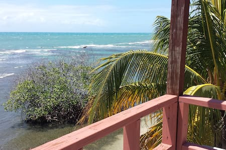 Waterfront , Paradise Beach House - Ponce - Huis