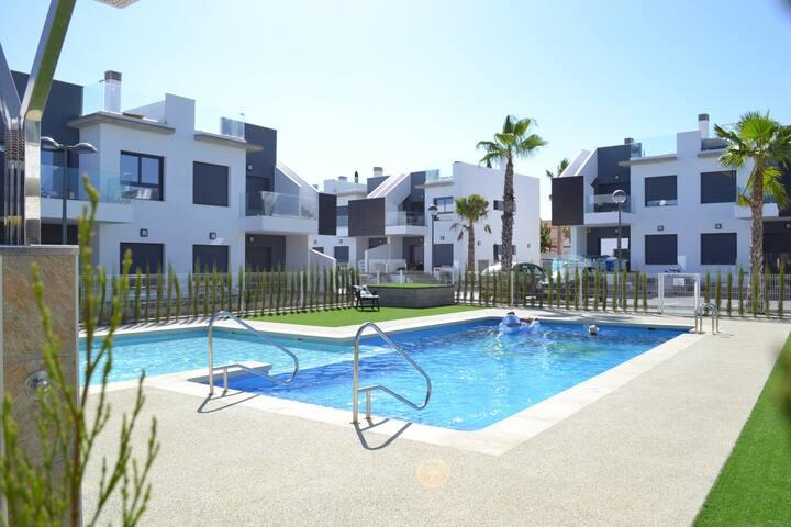 Magnifique appartement neuf avec solarium
