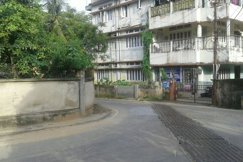 View of the neighbourhood of the property