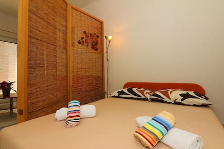 Accomodation Antonio, room for four persons (2+2) - Jezera
