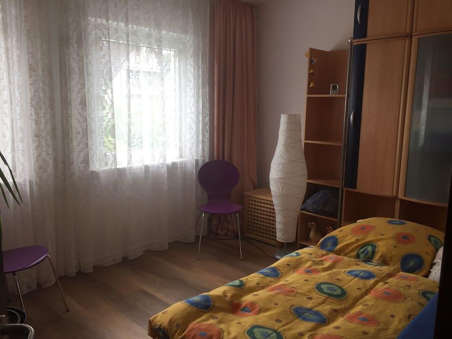 Das kleinere Zimmer