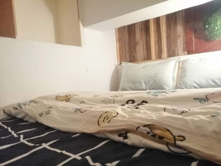 长隆万博商圈 Loft北欧风式 复式青年公寓 短租 长租更优惠