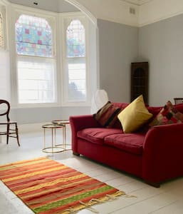 Charming Victorian flat at the heart of Leamington