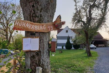 Haus Hühnerberg- inkl. E-Bike Test
