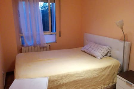 Nice and comfortable room, totally furnished. - 마드리드(Madrid) - 아파트